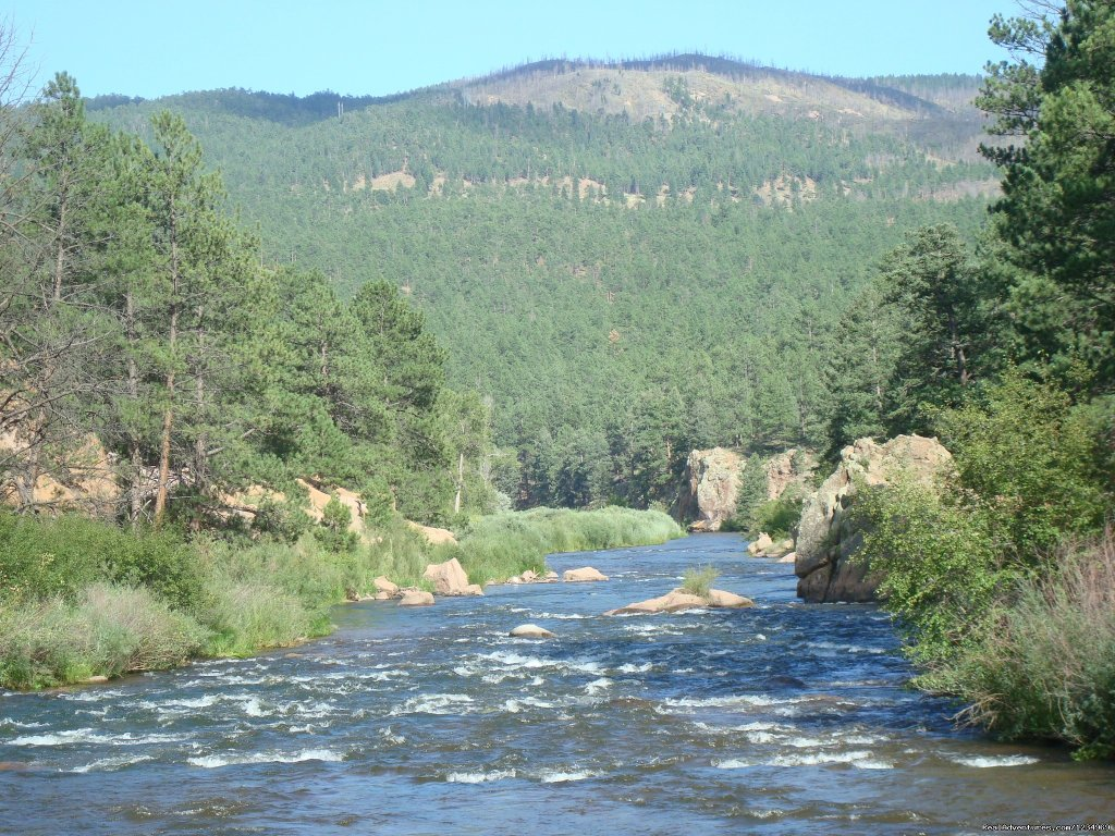 Take a whitewater rafting adventure on Platte river | Image #24/26 | Pikes Peak Retreat In Pikes National Forest