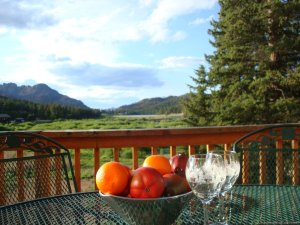 Pikes Peak Retreat In Pikes National Forest Sedalia, Colorado Vacation Rentals