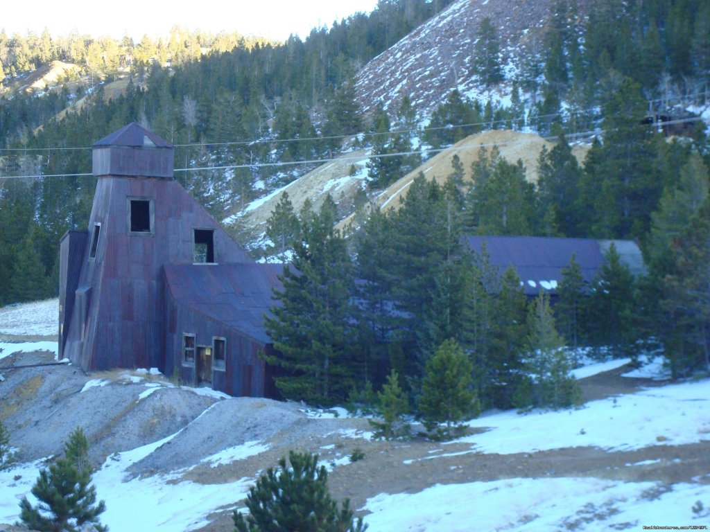 Old Mine | Image #24/25 | Victorian Retreat In Historic Town:  Mtn View