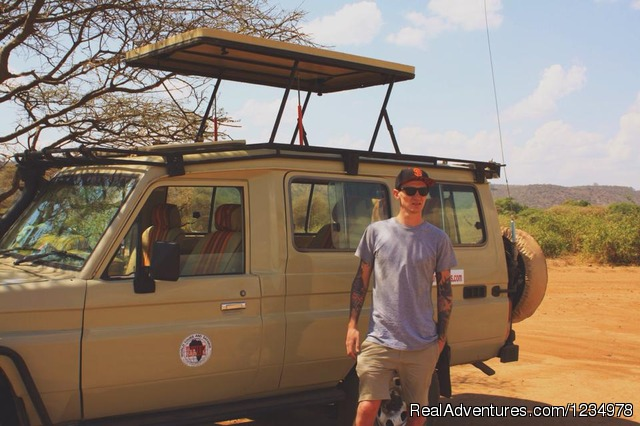 On safari - 4 Days 3 Nights Awesome Adventures in Tanzania