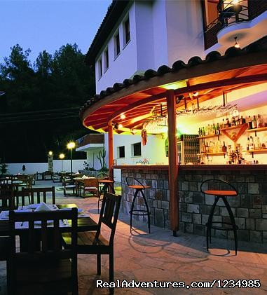 Pool Bar and Restaurant - Discover The Jewel of Gocek....