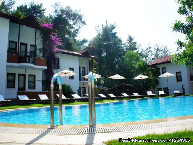 Pool Side - Discover The Jewel of Gocek....
