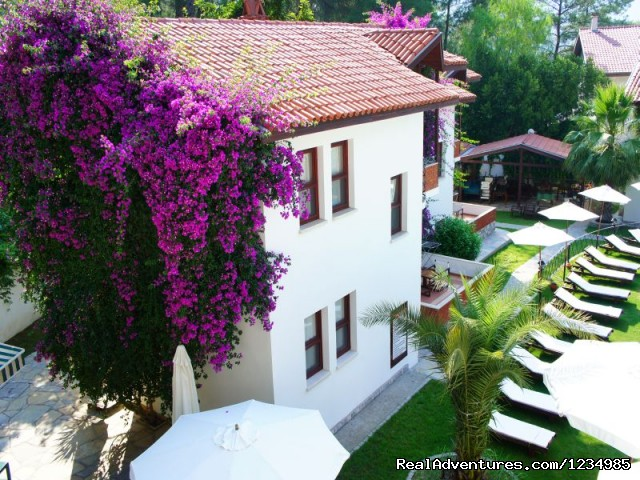 Garden Side (#7 of 9) - Discover The Jewel of Gocek....