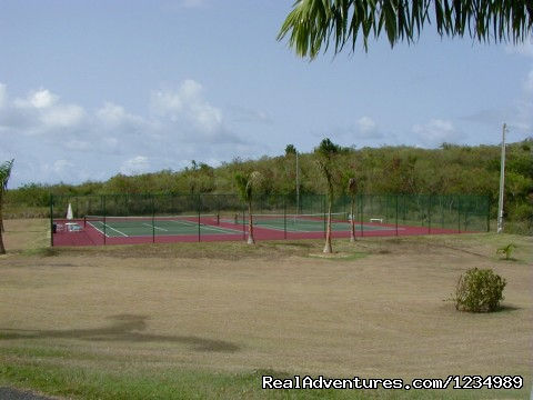 Tennis Courts (#19 of 26) - Ocean's Edge - Great Oceanfront Views, 2 Levels