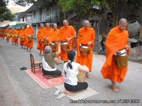 Luang Prabang Tour Luang Prabang, Laos Sight-Seeing Tours