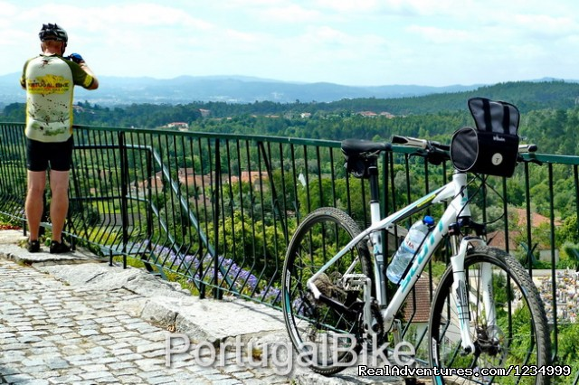 - Portugal Bike - The Charming Pousadas in the North