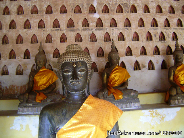 Buddha Park, Vientiane Tour Vientiane, Laos Sight-Seeing Tours