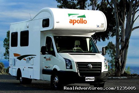 Motorhome Rental Australia | Image #6/6 | Campervan Hire Australia - Compare and Save