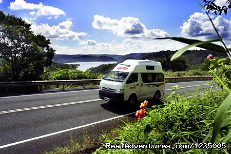 Campervan Hire Australia - Compare and Save Apollo Campervan Hire