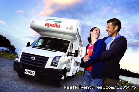 Apollo 6 Berth Motorhome Rental - Campervan Hire Australia - Compare and Save