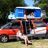 Spaceships Campervan Rental