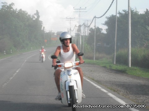- Adventurous Experience In Sabah On Two Wheels