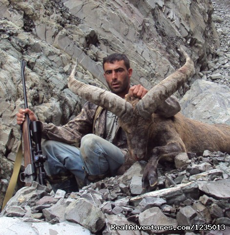 Hunting in Azerbaijan: