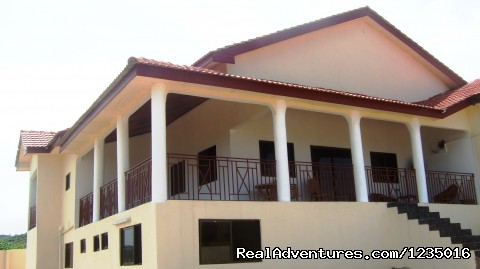 Aplaku Guesthouse in Accra