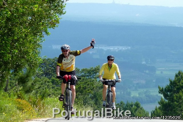 Image #5 of 26 - Portugal Bike - Along the Silver Coast