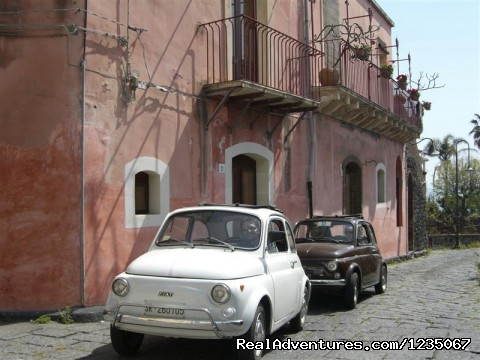 Classic Car Tour in Sicily