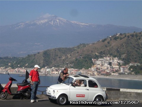 - Classic Car Tour in Sicily