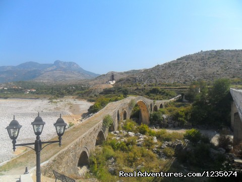 Mesi Bridge Shkoder - The Best of Albania Tour