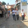 The Best of Albania Tour Jimmy with Tourist Group in Skopje