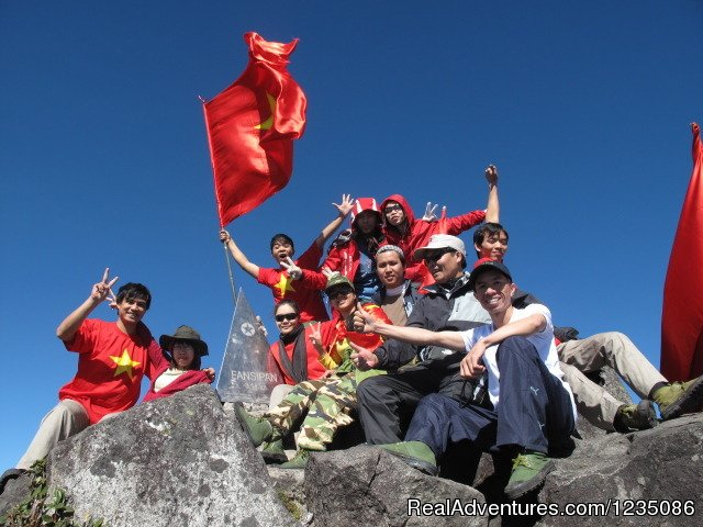 Conquer Mount Fansipan, Vietnam - the roof of indochina | Image #6/10 | Conquer Mount Fansipan, the roof of indochina