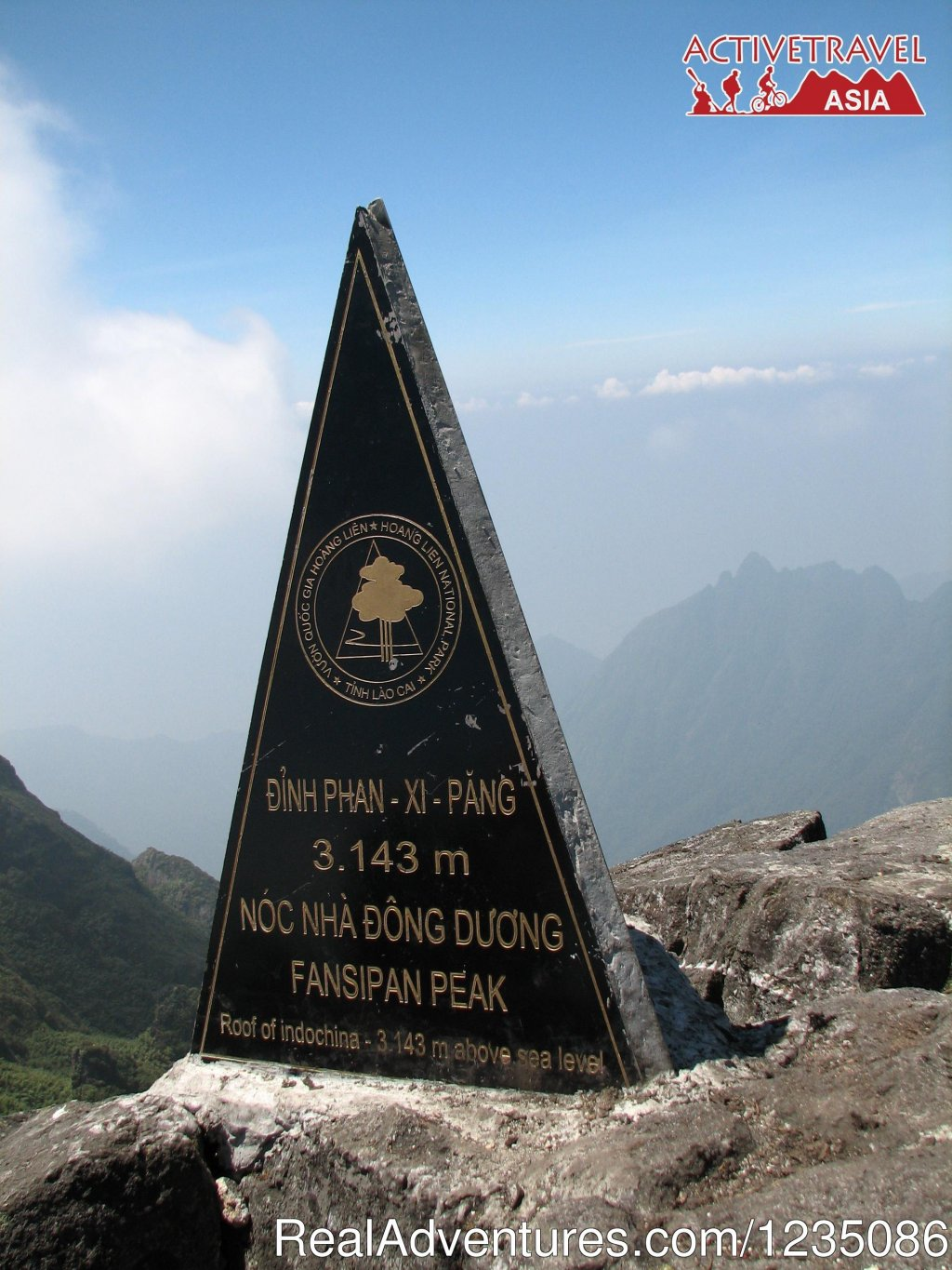 Conquer Mount Fansipan, Vietnam - the roof of indochina