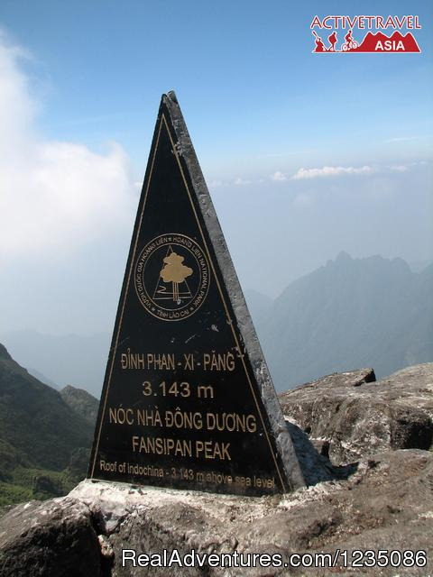 Conquer Mount Fansipan, Vietnam - the roof of indochina - Conquer Mount Fansipan, the roof of indochina