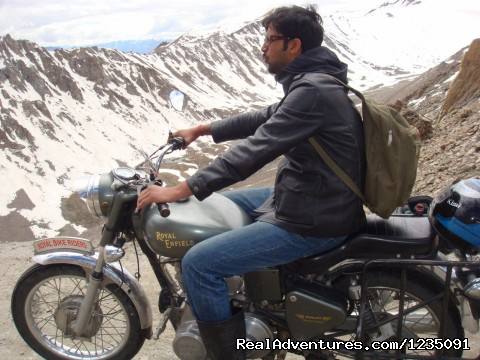 - Experience Incredible Motorcycle Tours in India