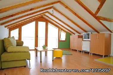 Yellow apartment - Villa Ohrid