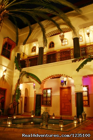 Romantic stay at  Riad Zanzibar