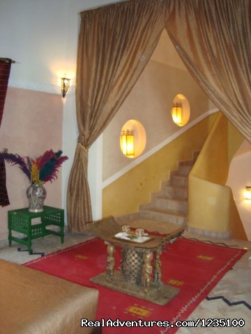 - Romantic stay at  Riad Zanzibar