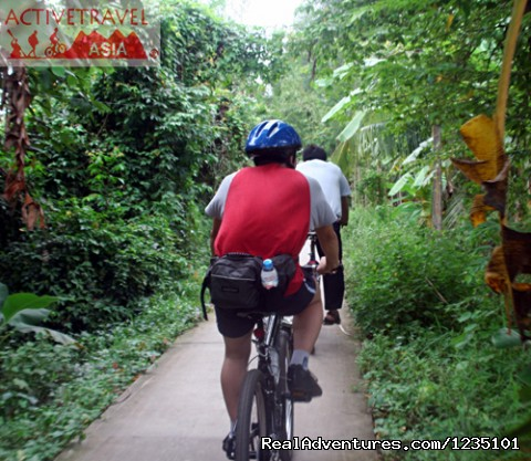 Biking Mekong Explorer, Vietnam 04 days
