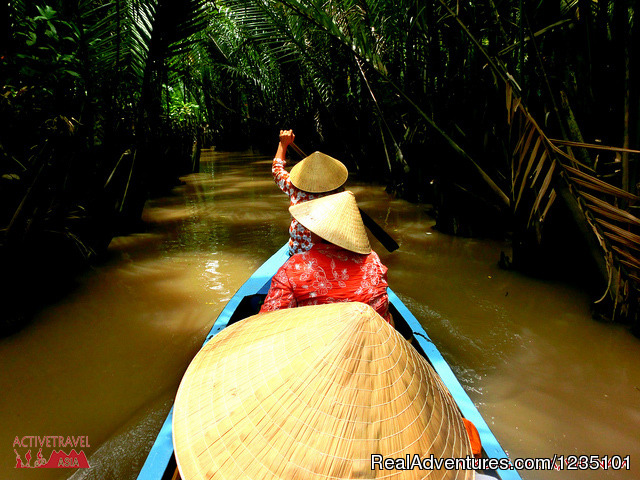 - Biking Mekong Explorer, Vietnam 04 days