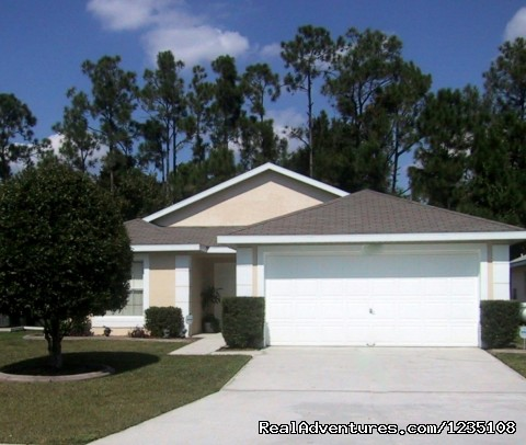 Florida Villa In Kissimmee 3Bed Windward Cay