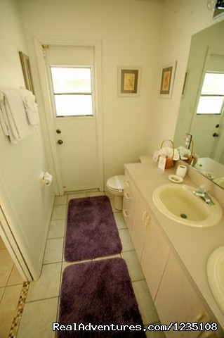 Master Bathroom - Florida Villa In Kissimmee 3Bed Windward Cay