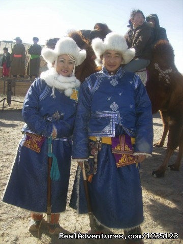 Camel Festival - Gobi Expeditions Mongolia