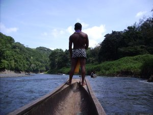 Visit to an authentic Indian Village Panama City, Panama Sight-Seeing Tours