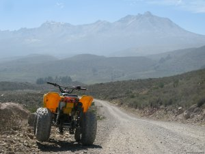 ATV - Quad Biking Tours In Peru Arequipa, Peru ATV Trips