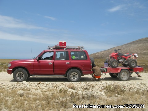 - ATV - Quad Biking Tours In Peru