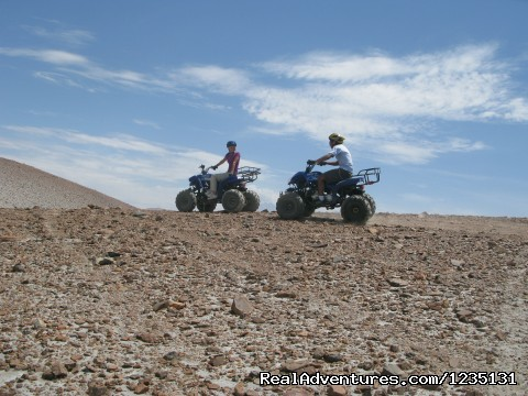Image #8 of 9 - ATV - Quad Biking Tours In Peru