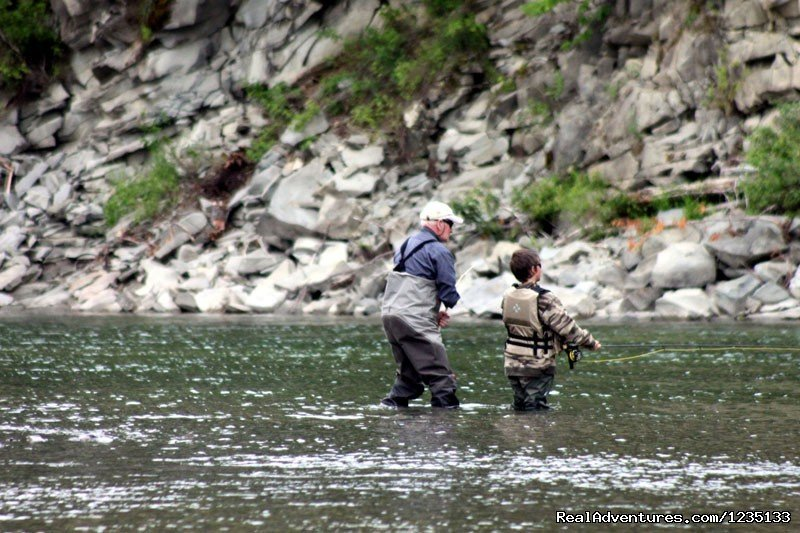 St Jean River | Image #16/17 | 2018 - Atlantic Salmon Fishing Gaspe, Quebec