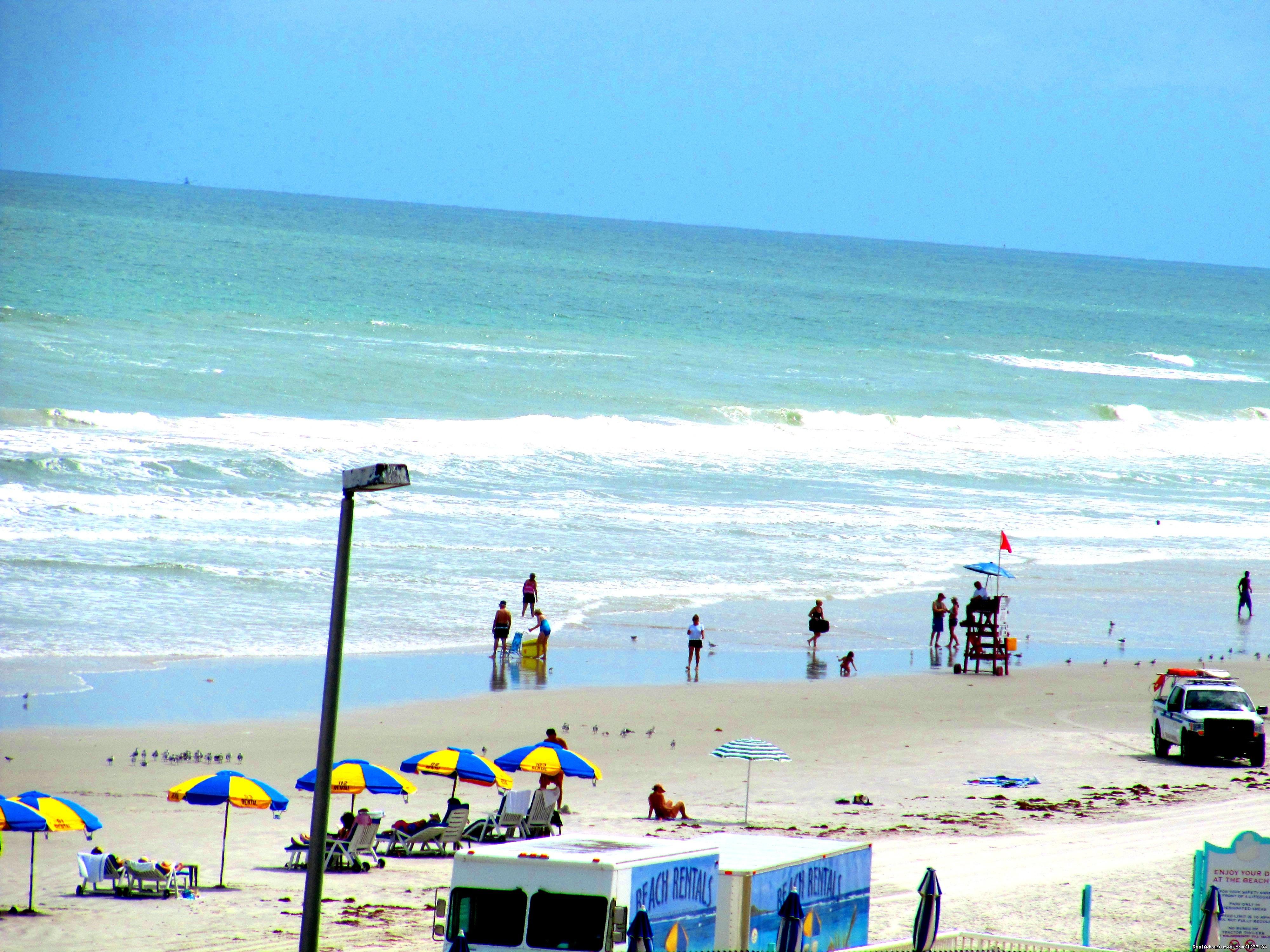 Dream Vacation Ocean Side Condo Daytona Beach Daytona