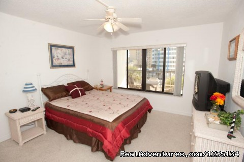 Guest Bedroom - Dream Vacation Ocean Side Condo, Daytona Beach