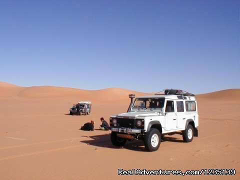 Escursione in 4x4 - Sahara Dream Tours