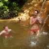 NATURAL HOT WATER POOL on Eco-Tour