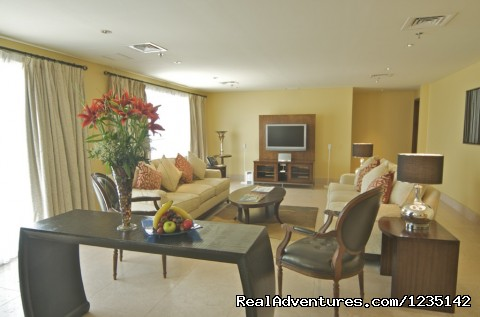 Royal Suite - MÖvenpick Al Bidaa offers the best rates in Kuwai