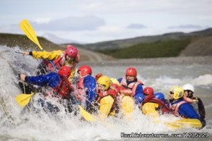 Arctic Adventures: Activity & Adventure tours Akranes, Iceland Rafting Trips