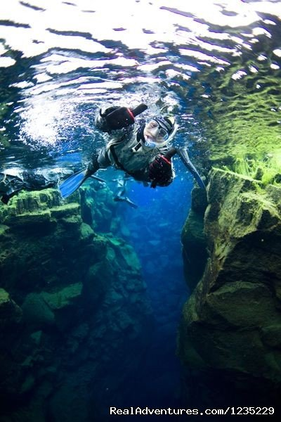 Snorkeling in Silfra fissure | Image #4/9 | Arctic Adventures: Activity & Adventure tours