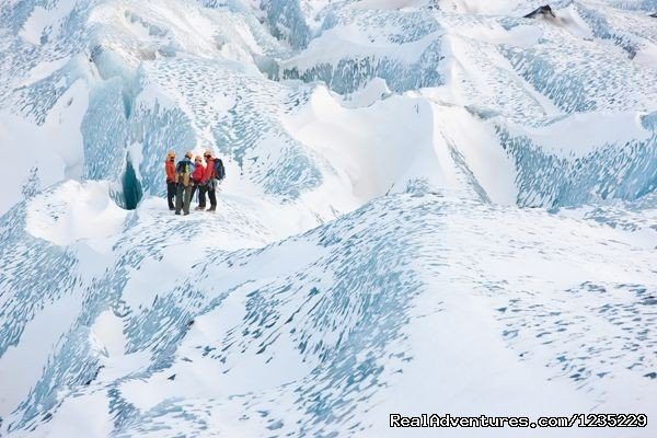 Blue Ice glacier hiking and ice climbing | Image #5/9 | Arctic Adventures: Activity & Adventure tours