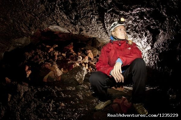 Underworld lava caving | Image #6/9 | Arctic Adventures: Activity & Adventure tours