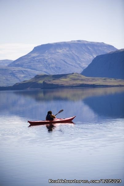 Fjord Serenity kayaking | Image #7/9 | Arctic Adventures: Activity & Adventure tours